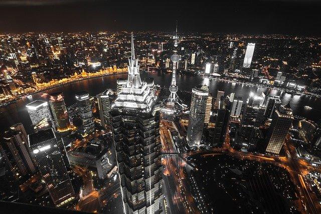 Уникален град Шанхай