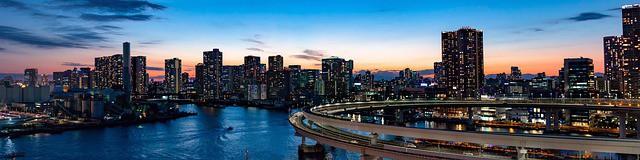 Токио невероятен град
