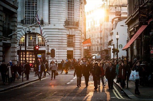Големите градове и стреса