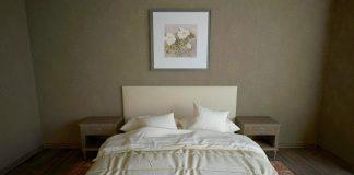 Красива и удобна спалня