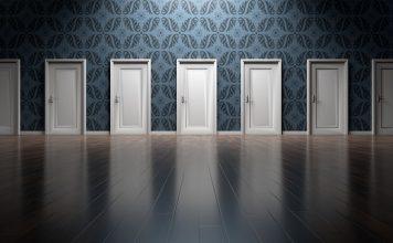 какви вътрешни врати са подходящи